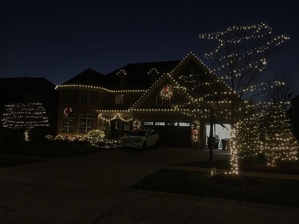 Holiday Lighting, LED Lighting, Christmas Decorations