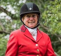 Barbara Anderson, Jt. MFH