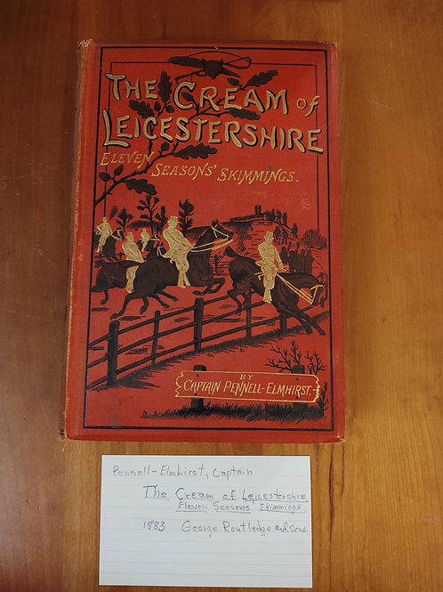 The Cream of the Leicestershire, Eleven Seasons' Skimmings