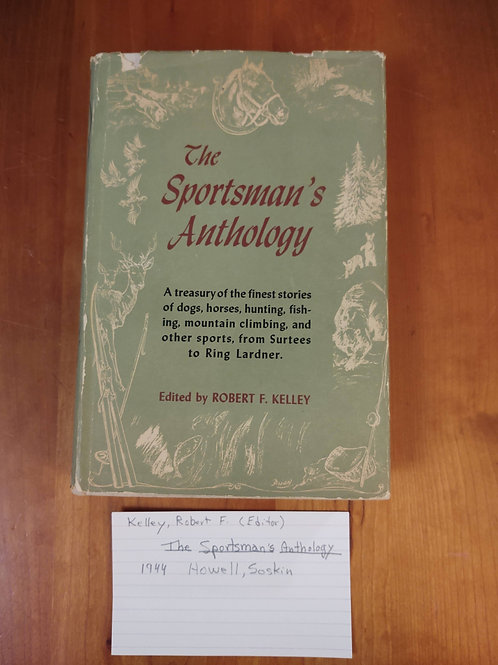 The Sportsman's Anthology