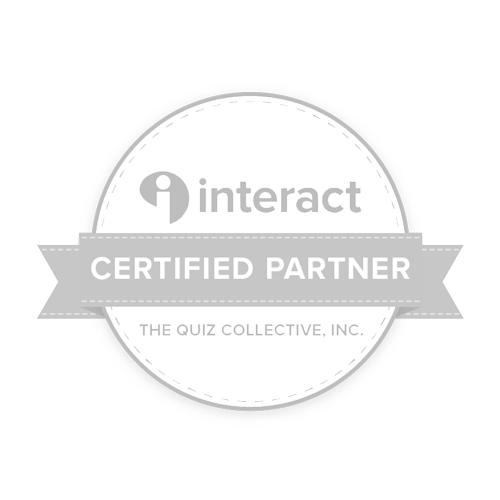 Interact - The quiz collective inc. logo