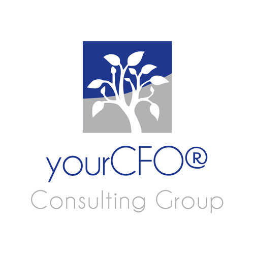 yourCFO Consulting Group square logo on a white background
