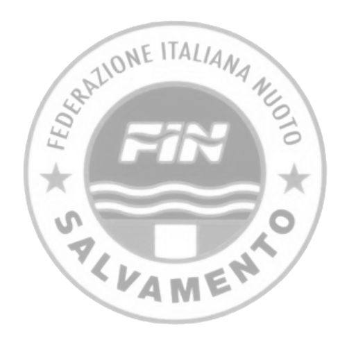 Italian Swimming Federation - Rescue Department logo