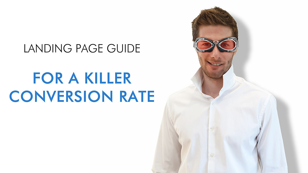 Landing page conversion rate optimization guide