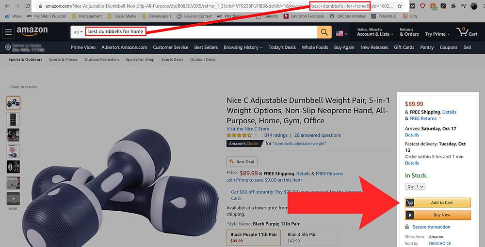 Amazon super-URL