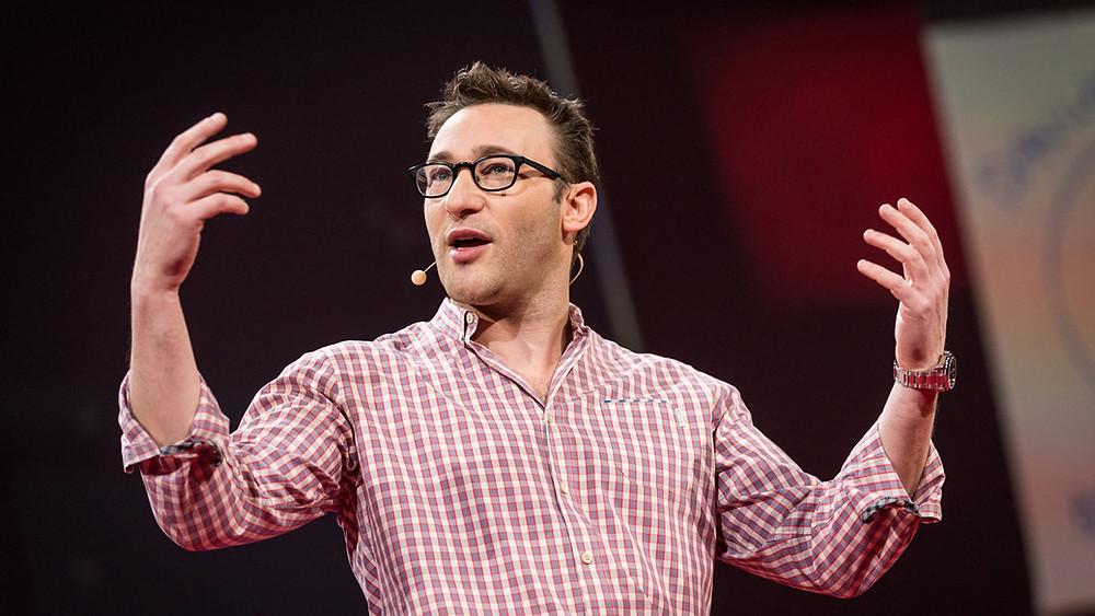 Simon Sinek at TED 2014: Why good leaders make you feel safe