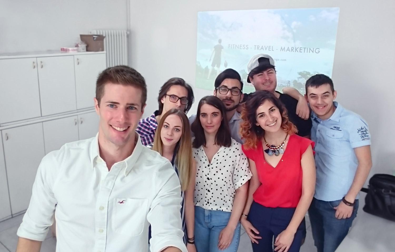 Digital marketing class 2018