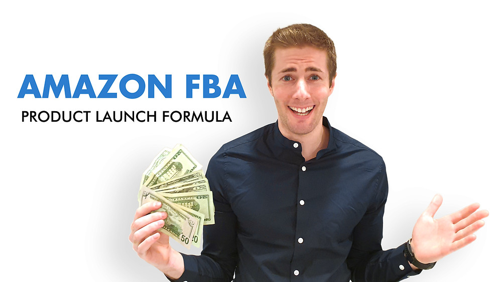 Amazon product launch formula