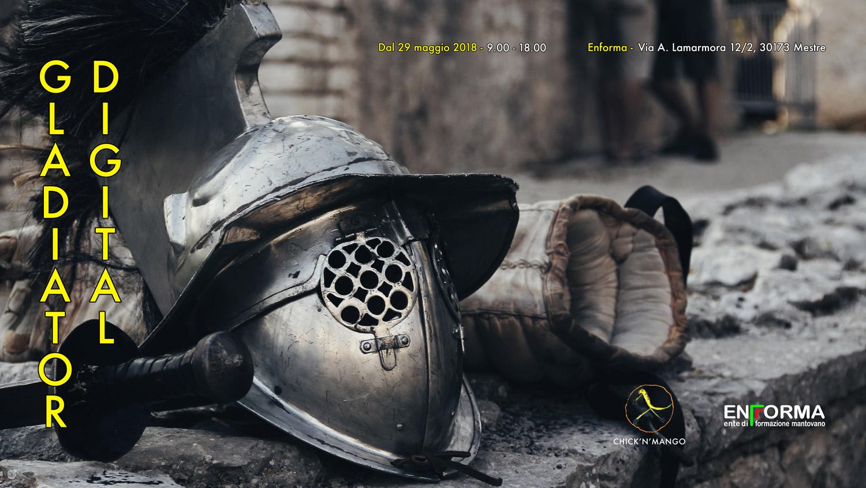 """""""Digital gladiator"""": corso per operatori di digital marketing convenzionato con Garanzia Giovani"""