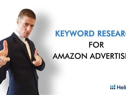 Top 2 keyword research strategies for Amazon Advertising