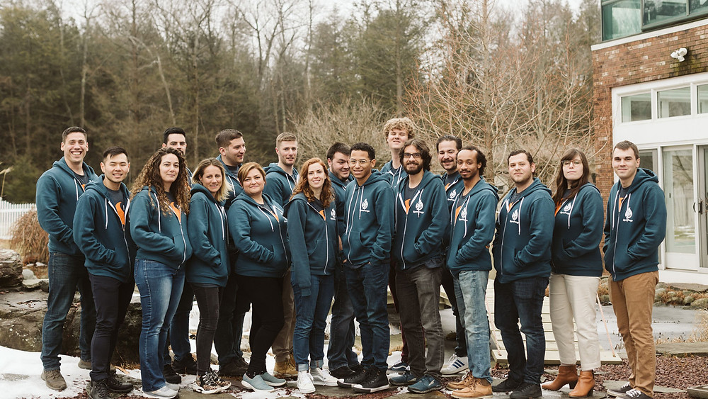 OpenForge team picture