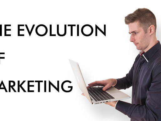 What marketing is and how it has changed over time