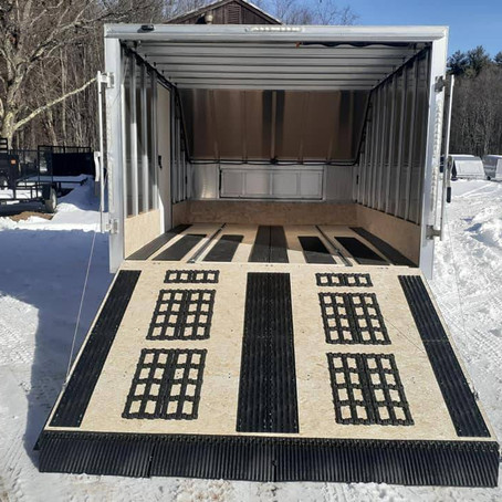 Your Next Snowmobile Trailer Should be by DuraBull