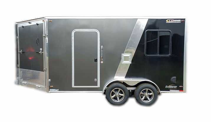 Legend Cargo Trailer for sale in NH, One Stop Trailer Shop
