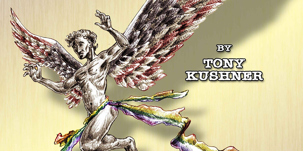 ANGELS IN AMERICA PART ONE :MILLENNIUM APPROACHES BY TONY KUSHNER
