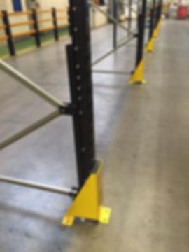 Column Guard Racking Protection