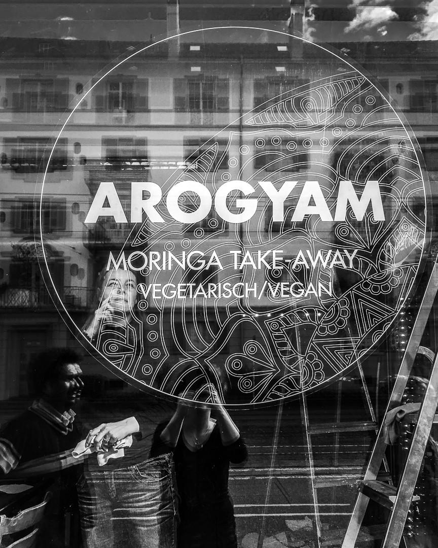 Arogyam Take-Away Zürich