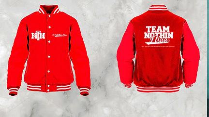 Team Nothin Nice Coat 4