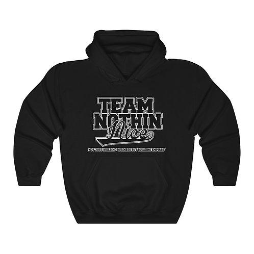 Team Nothin Nice Unisex Heavy Blend™ Hooded Sweatshirt