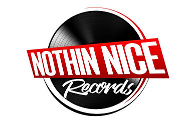 This is the Official logo for Nothin Nice Records