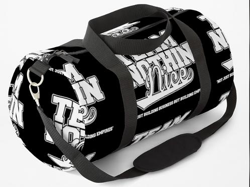 Team Nothin Nice Duffle Bag
