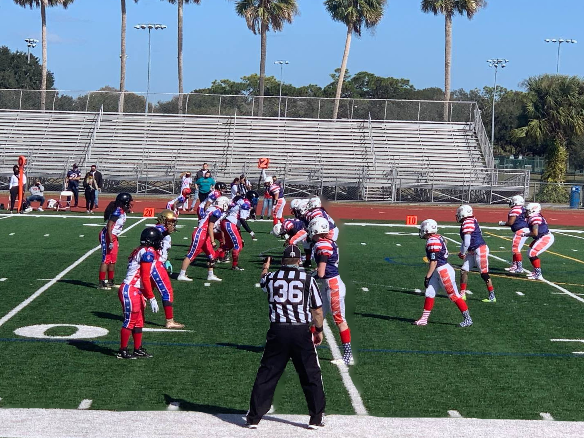 USA vs WFTO Womens Football 2021