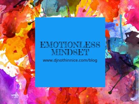Emotionless Mindset