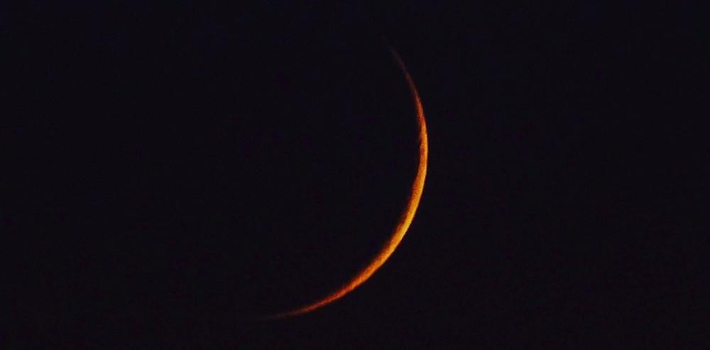 Lune - nouvelle Lune - croissant de lune