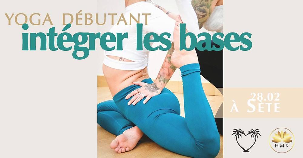 atelier yoga debutant sète integrer les bases hoomakaana