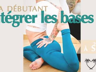 Atelier Yoga Débutant : Intégrer les Bases (Sète)