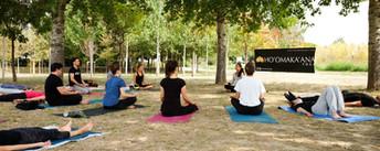 29-30 septembre 2018 - Yoga Parc Charpak