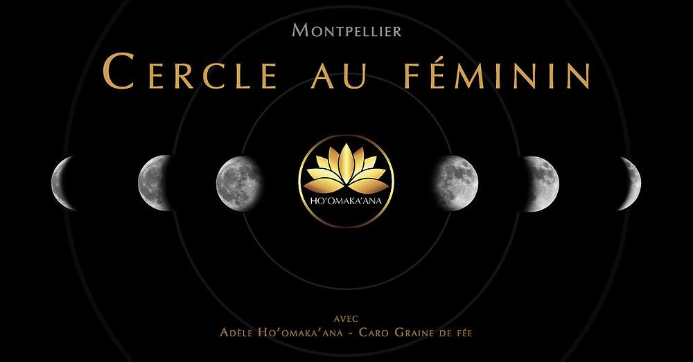 Affiche des cercles de femmes à Ho'omaka'ana