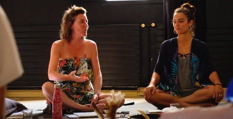 Les Guides : Caro Graine de Fée & Adèle Hoomakaana