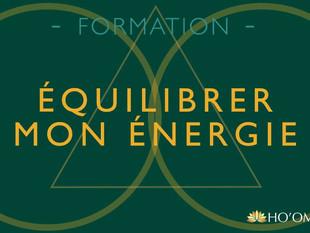 Formation - Équilibrer mon Énergie