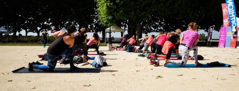 26 mai 2018 - Yoga à La Montpellier Reine