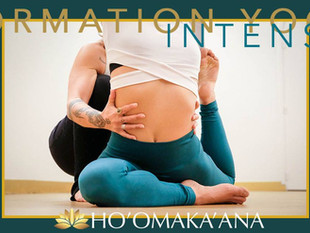 Stage-Formation Yoga Intensif