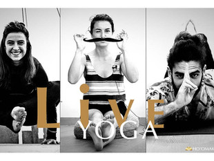 Yoga en live - janvier 2021