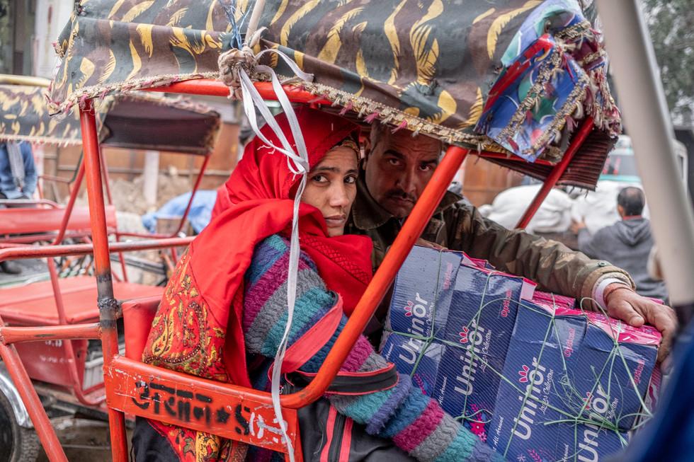 India_3_Red Pedicab Couple.jpg