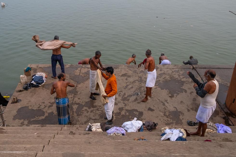 India_6_Men Bathing Varanasi.jpg