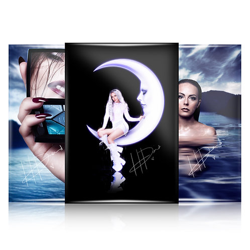 REFLECTIONS SIGNED POSTER PACK
