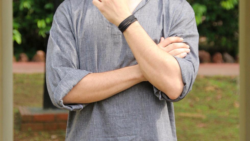 Grey Kurta