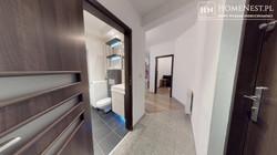 łazienka z holem