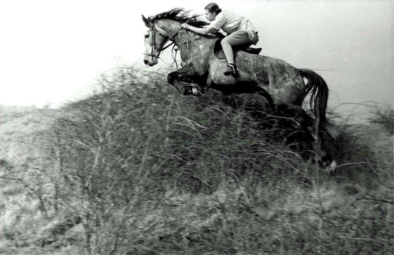 The Equestrian Career of Miss Shirley Burr