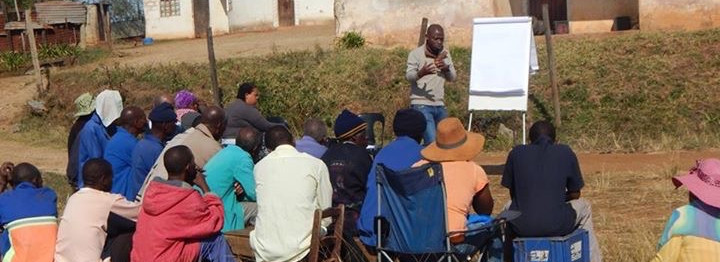Consultation meeting with Community