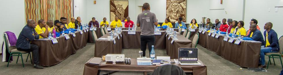 Staff Development Workshop