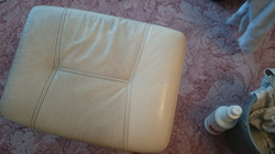 Leather Suite Cleaning