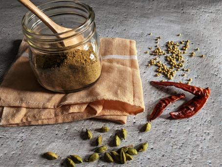 Balti curry spice blend