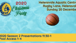 2020 Christmas Party