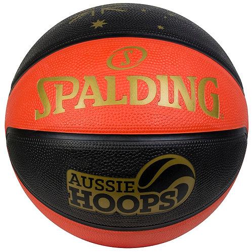 Spalding Aussie Hoops Basketball - Size 4