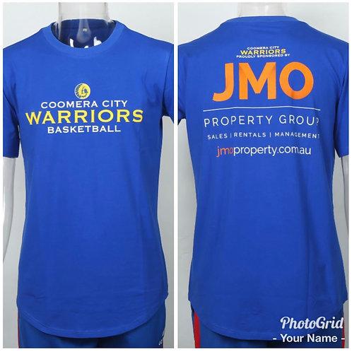 Warriors Shooting Shirt